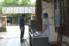 Bệnh viện Da liễu tỉnh Nam Định diễn tập phòng chống dịch Covid-19