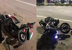 Mô tô phân khối lớn va chạm với xe máy khiến 1 người tử vong