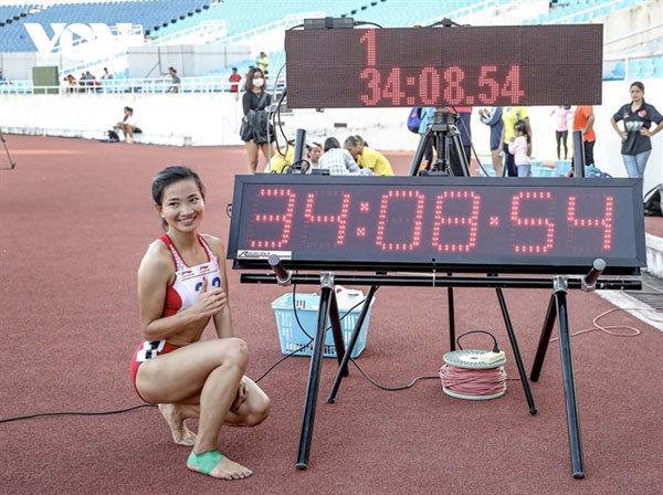 Runner Oanh,SEA Games