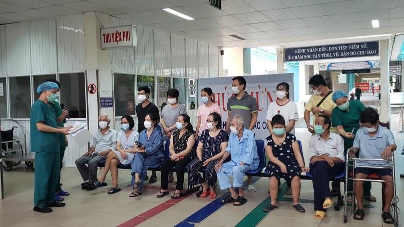 Việt Nam điều trị thành công cho 1.063 bệnh nhân Covid-19