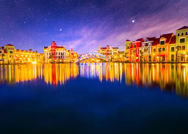 Grand World Phú Quốc - điểm đến hấp dẫn mới ở châu Á