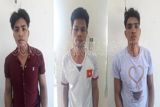 Bị bắt xe, nhóm thanh niên ở Đồng Nai tấn công cảnh sát