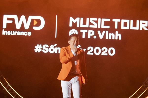 FWD Music Tour mang dàn sao khủng 'đổ bộ' Đà Nẵng