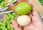 Loại nho to hơn trứng gà: Giá 7 triệu/chùm, có tiền khó mua