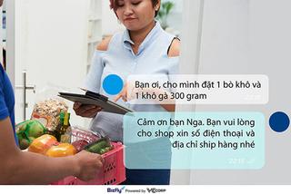 Chatbot - 'trợ thủ vàng' bán hàng online cho doanh nghiệp