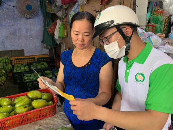Nỗ lực truyền thông an toàn thực phẩm tới từng người dân