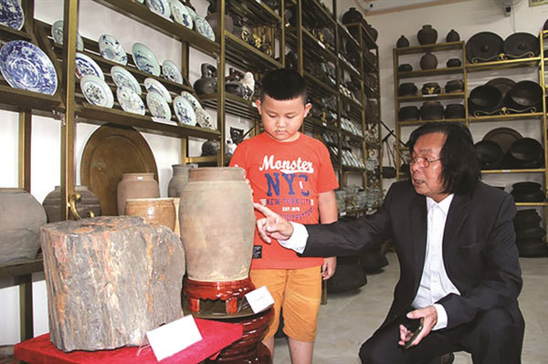 First private museum opens in Ha Tinh Province