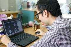 Dạy học online: Nỗ lực 'vượt khó' của người thầy