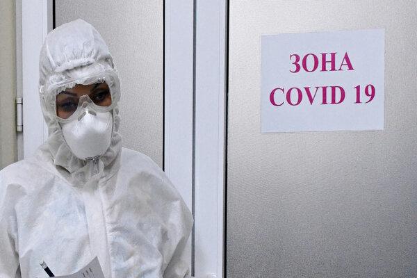 Nga vượt mốc 2 triệu ca mắc Covid-19