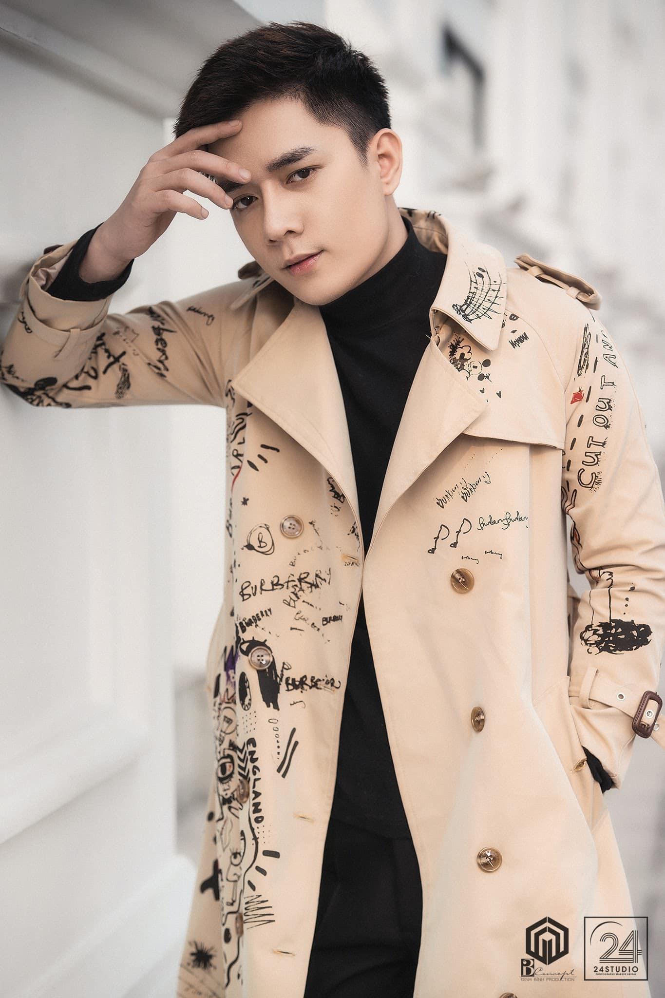 Ca sĩ Nhật Phong ra mắt MV 'Anh từng cố gắng'