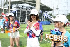 Đại nhạc hội sôi động dành riêng người hâm mộ bóng đá Việt Nam