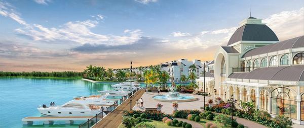 Không gian nhà hàng, cafe… trong và ngoài trời, những cảnh quan xanh cùng tiểu cảnh vương giả của bến thuyền Manhattan Glory sẽ là điểm đến lý tưởng mới giữa trung tâm TP.HCM (hình ảnh minh hoạ)