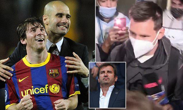 Man City chồng tiền mua Messi ngay tháng 1/2021