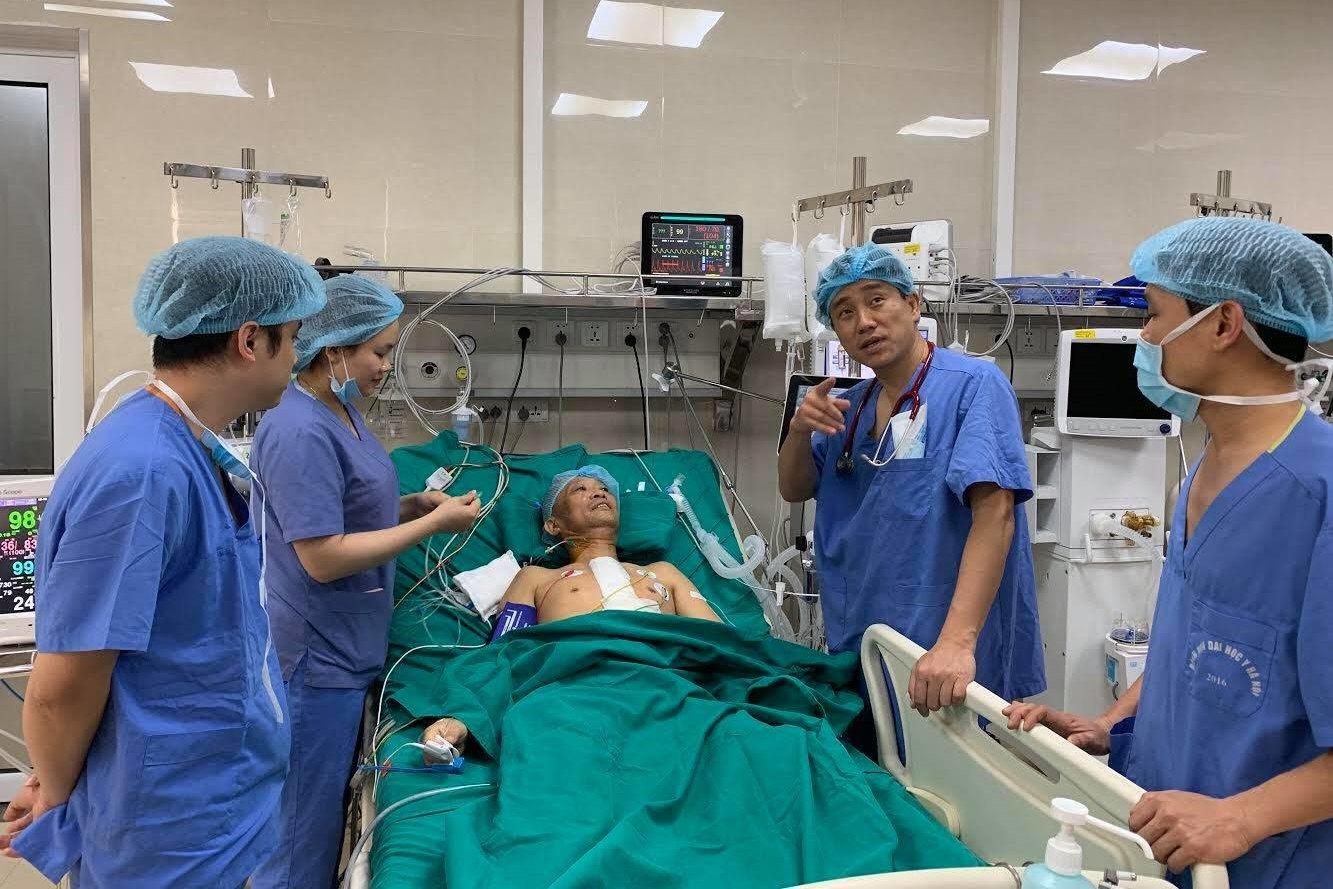 'Nghiệp' làm thầy ở Trường Đại học Y Hà Nội của vị bác sĩ ngoại khoa