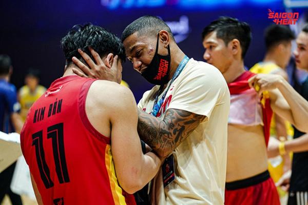 Saigon Heat,basketbal