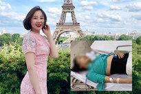 Hình ảnh xinh xắn của nữ tiếp viên hàng không trước khi bị xe Mercedes đâm thương tật vĩnh viễn 75%