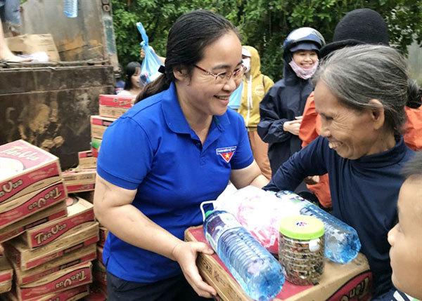 Cancer patientvolunteers to help poor people