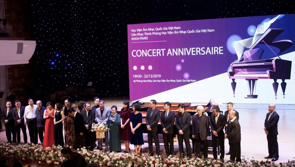 GS Trần Thu Hà: suốt cuộc đời chỉ muốn làm một nhà giáo dạy piano