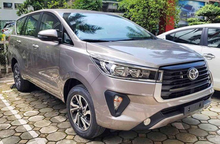 Toyota Innova 2021 ra mắt giá ngang Mitsubishi Xpander ở Việt Nam