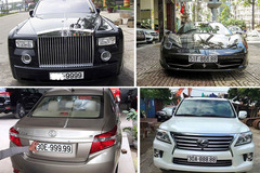 Auctioning car number plates provides administrative transparency, brings more money to state budget