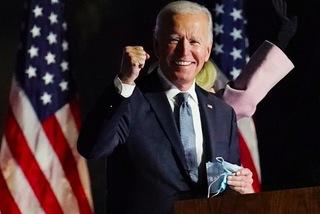 Ông Joe Biden khẳng định kết quả bầu cử là ý chí của người dân