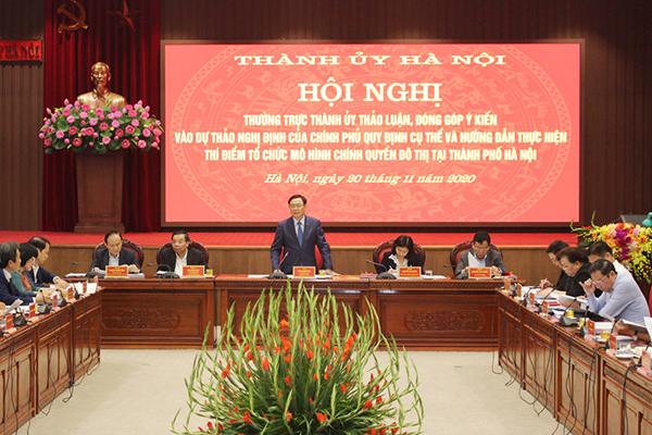 Hà Nội thí điểm chính quyền đô thị: Mỗi phường bao nhiêu công chức là đủ?