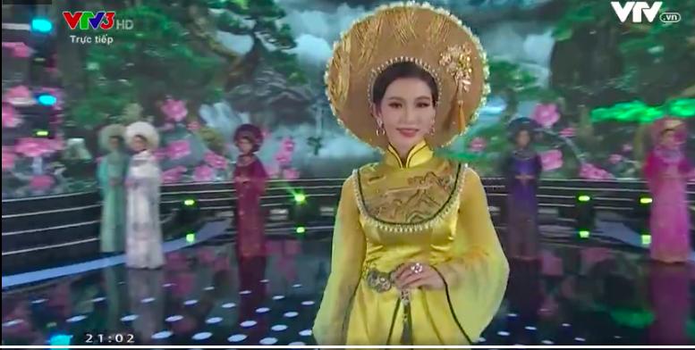 Hoa hậu Việt Nam 2020: Thí sinh hùng biện Tiếng Anh - Pháp