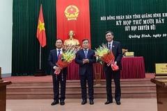 Quảng Bình có tân Chủ tịch HĐND và Chủ tịch UBND