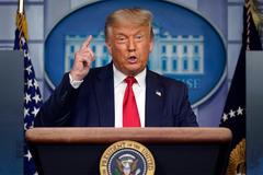 Hứng 'đòn đau' ở Georgia, ông Trump ám chỉ Mỹ sắp có chính quyền mới