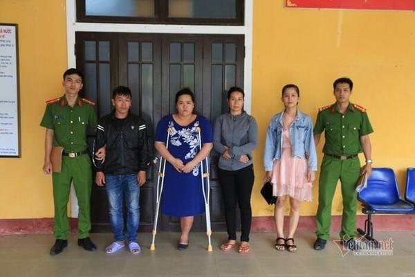 Bốn kẻ đánh ghen kinh hoàng ở Thừa Thiên-Huế sẽ bị khởi tố thêm tội danh