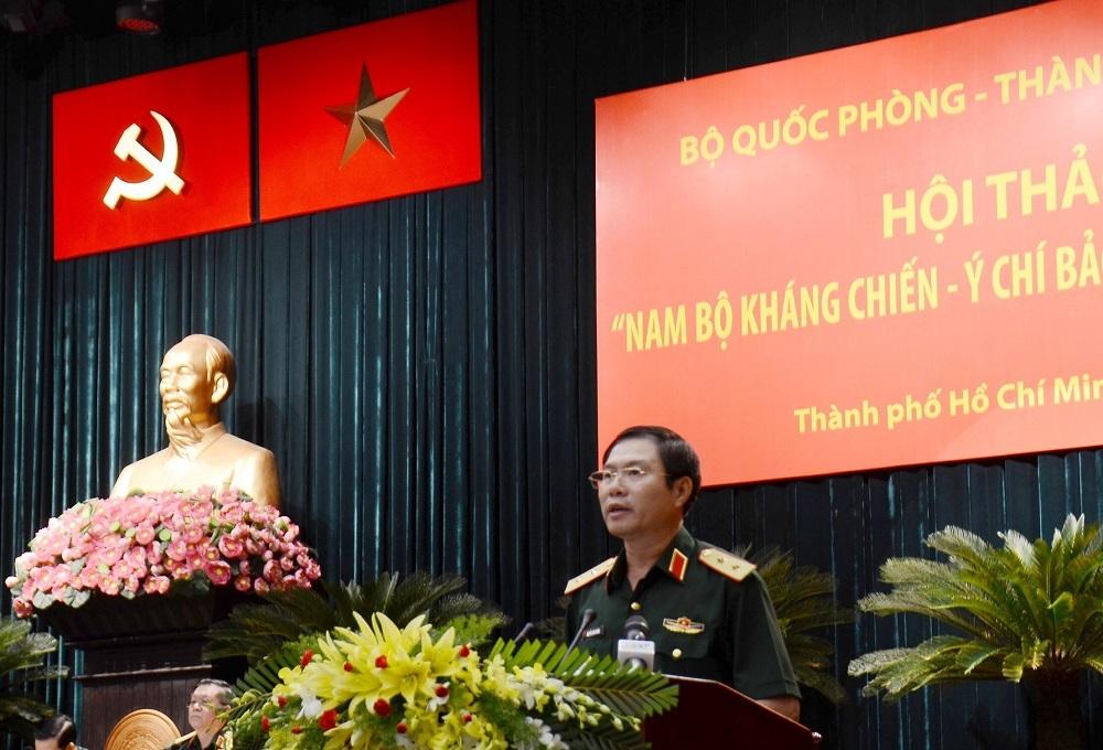 Ngày Nam Bộ kháng chiến là trang sử hào hùng của dân tộc