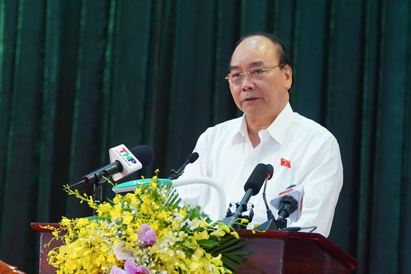 Thủ tướng: Chuẩn bị cơ chế đặc thù cho Hải Phòng phát triển trong giai đoạn tới
