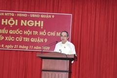 Ông Nguyễn Thiện Nhân: TP Thủ Đức sẽ có đường thử nghiệm xe không người lái