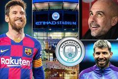 MU ngóng Saul Niguez, Messi tất yếu đến Man City
