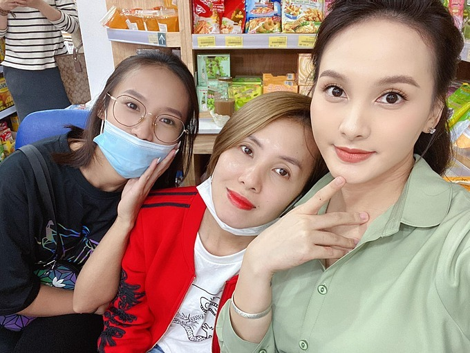 Trương Ngọc Ánh, Trần Bảo Sơn mừng sinh nhật con gái tuổi 12