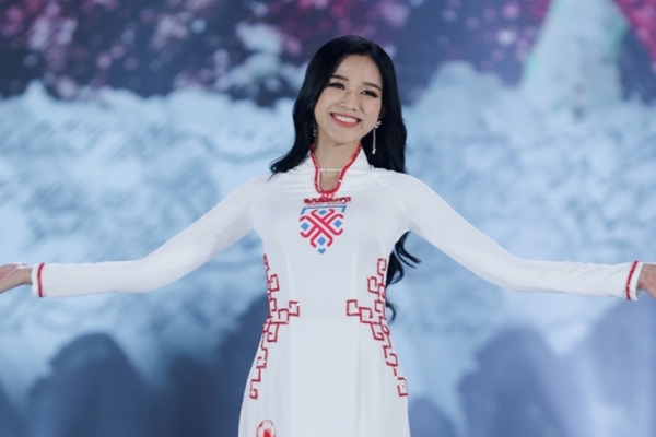 Beauty queens shine in Ao Dai at Miss Vietnam 2020 finale