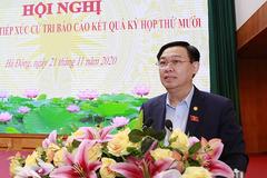Hà Nội sắp bầu Chủ tịch HĐND và 5 Phó Chủ tịch UBND TP