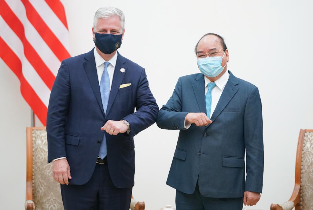 Mỹ coi trọng quan hệ đối tác toàn diện với Việt Nam
