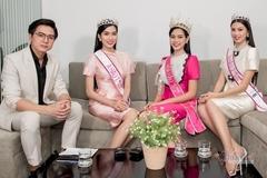 Nhiều tiết lộ thú vị của Hoa hậu Đỗ Thị Hà và 2 Á hậu