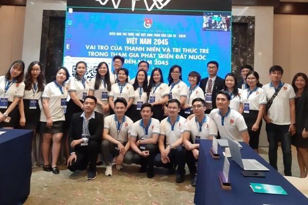 Để Việt Nam luôn là ưu tiên hàng đầu của trí thức trẻ
