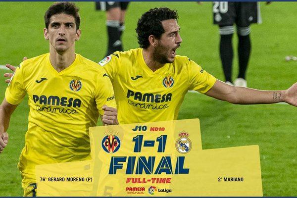 Tội đồ Courtois khiến Real Madrid mất chiến thắng