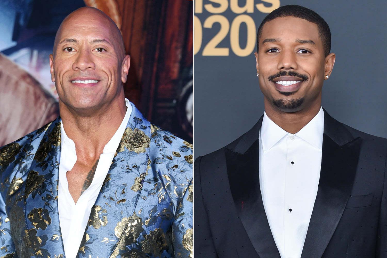 The Rock 'từ chối' công nhận danh hiệu sexy của đàn em