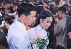 Nhan sắc người đẹp Hoa hậu Việt Nam được Đoàn Văn Hậu ôm an ủi