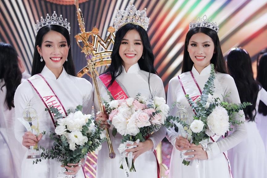 Thành tích học tập của 5 cô gái đẹp nhất Hoa hậu Việt Nam 2020