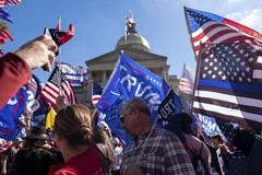 Ông Trump yêu cầu tái kiểm phiếu ở bang Georgia
