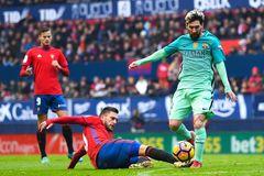 Lịch thi đấu bóng đá La Liga vòng 11
