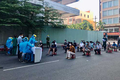 TP Đà Nẵng triển khai xét nghiệm SARS-CoV-2 diện rộng