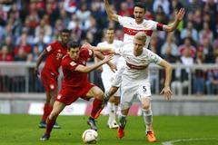 Lịch thi đấu bóng đá Bundesliga vòng 9