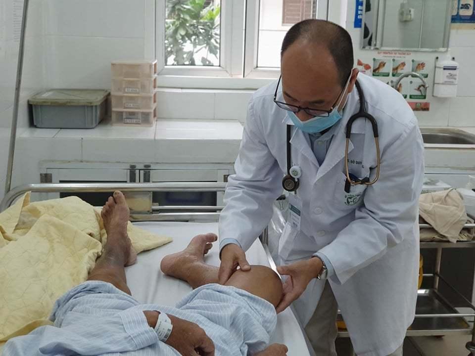 Yêu cầu tăng cường công tác phòng chống bệnh Whitmore