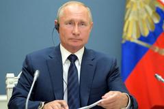 Putin tiết lộ lí do chưa chúc mừng ông Biden thắng cử